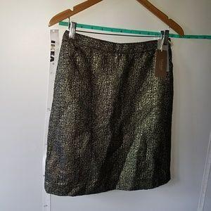 Nwt Tucker Skirt